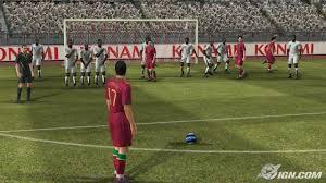pes pro evolution soccer 2008