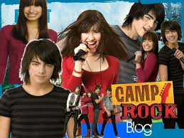 camp rock pictures
