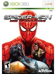game spiderman web of shadows