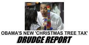 the Christmas Tree Tax