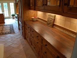 wood bar counters