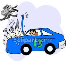 race car motor