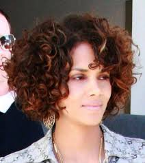 curly perms