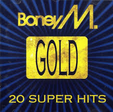 boney m gold 20 super hits
