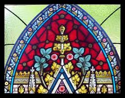 church stained glass pictures