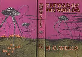hg wells book