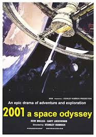 2001 space odyssey posters