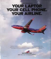 airline advertising