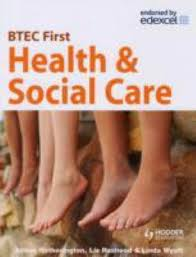 health and social care textbook