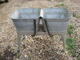 antique wash tubs