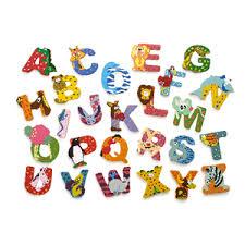 alphabet animal letters