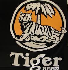 tiger beer shirt
