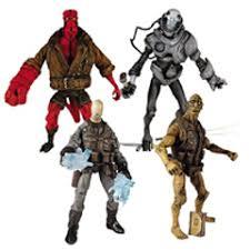 hellboy comic figures