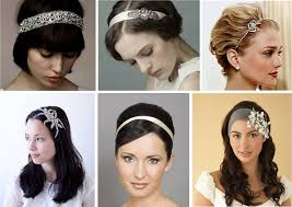 headbands for weddings