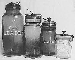 fruit jars