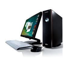 lg desktop computer