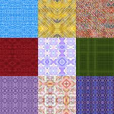 [تصویر:  Textile_Pattern_Set-3.png]