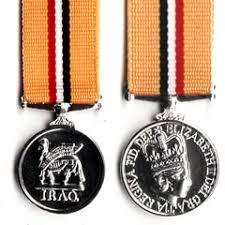 iraq war medal