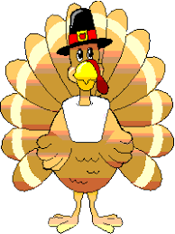 picture of a cartoon turkey