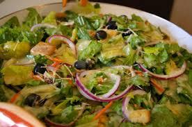 olivegarden salad