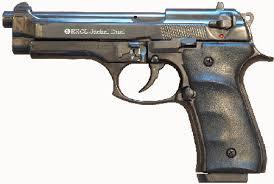 9mm blank gun