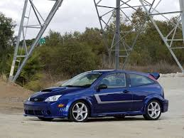 ford focus saleen