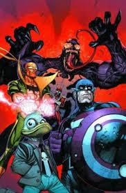 marvel universe civil war