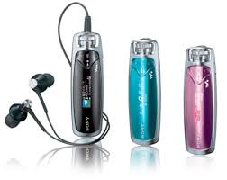 mp3 players sony