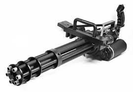 airsoft heavy guns