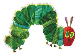 the very hungry little caterpillar