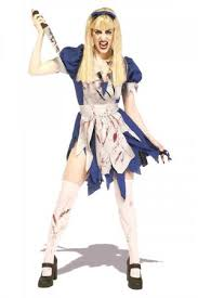malice in wonderland halloween costume