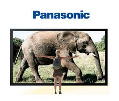 panasonic big screen tv
