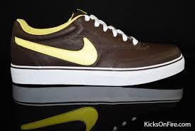 brown nikes