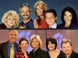 family ties sitcom