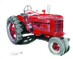 farmall tractor pictures