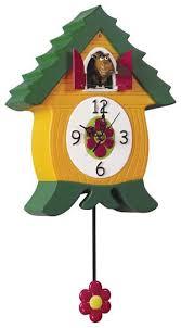pooh coo clock