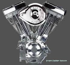 harley davidson evolution motor