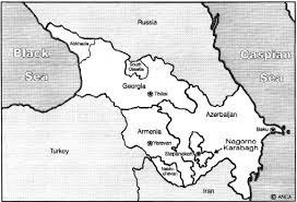 caucase du sud
