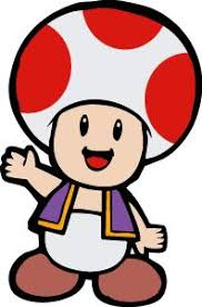 pictures of toad from mario