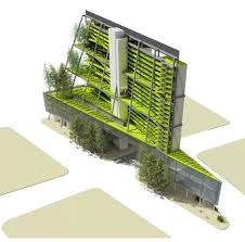 green building pictures