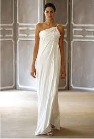 egyptian gown