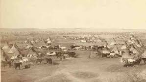 comanche indians homes