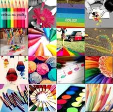 colors collage