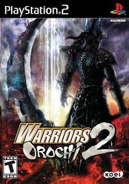 ps2 warriors orochi
