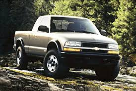 chevrolet s 10 pick up