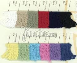 rowan cotton rope