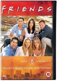 friends series 8 dvd
