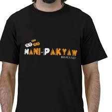 manny pacquiao tshirts