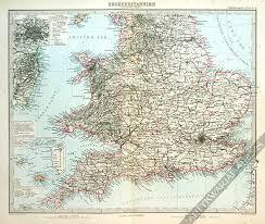 anglia mapa