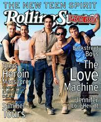 backstreet boys rolling stone
